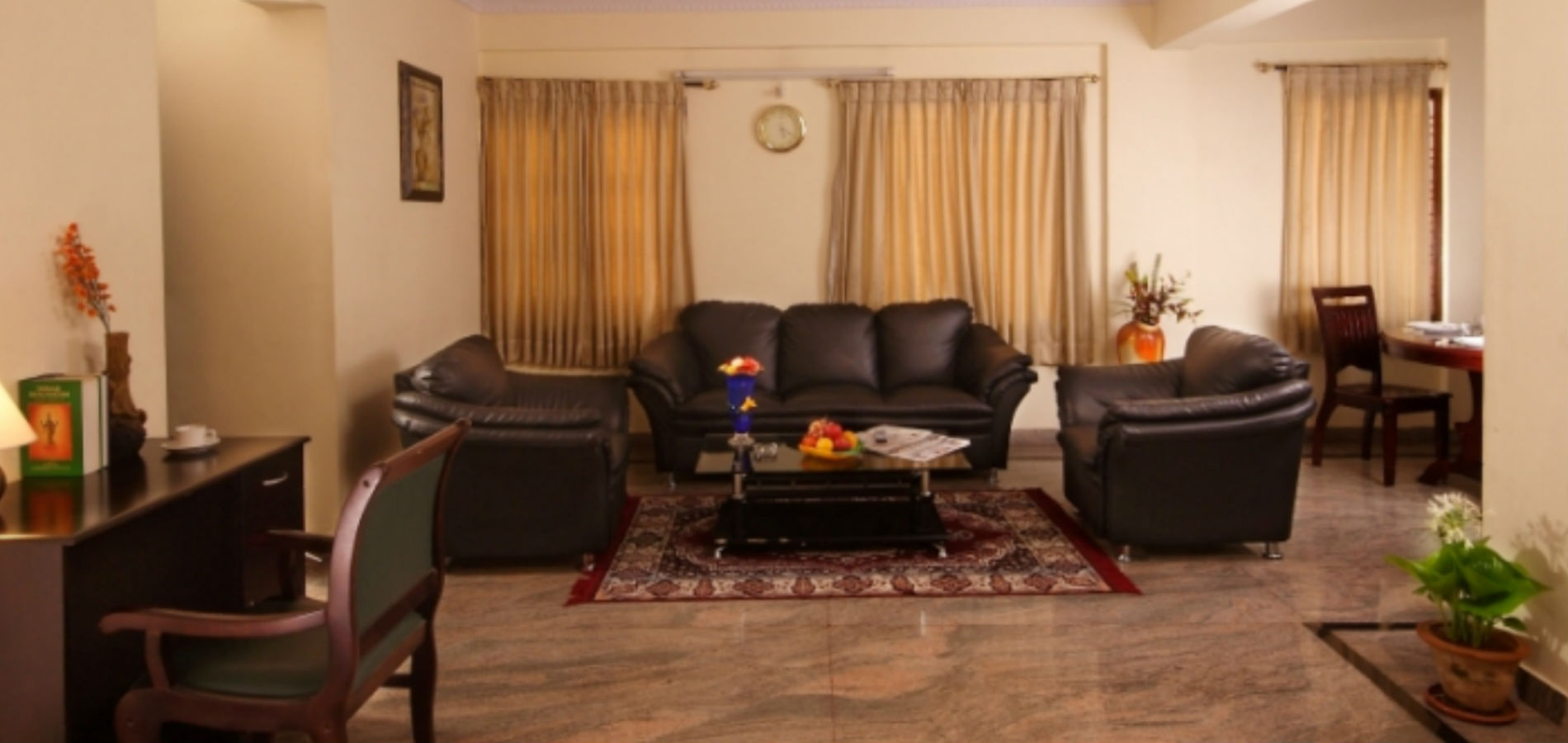 homestay living room
